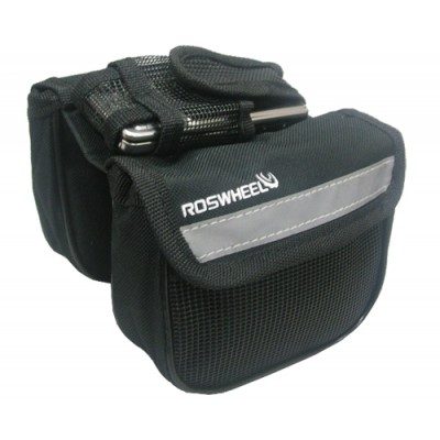 Roswheel Bicycle Frame (Toptube) Double Bag